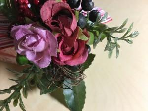 Dirbtinės gėlės laidotuvėms