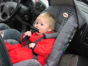 Saugios autokėdutės