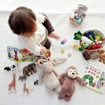Kokius žaislus dovanoti 3 metų vaikams