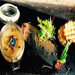Skani degustacinė vakarienė namuose- ką gaminti