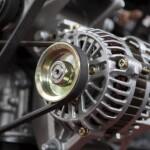 Automobilio generatoriaus veikimas